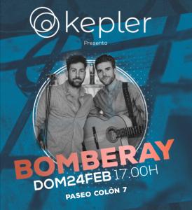 Concierto Los Bomberay Kepler Sevilla