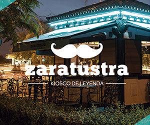 Kiosco Zaratustra Sevilla